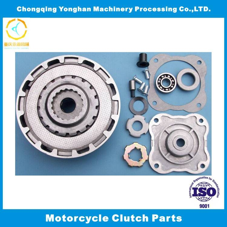 CD70 Chonqing Motocyclette Clutch Assy. Motorcycle Starter Motor