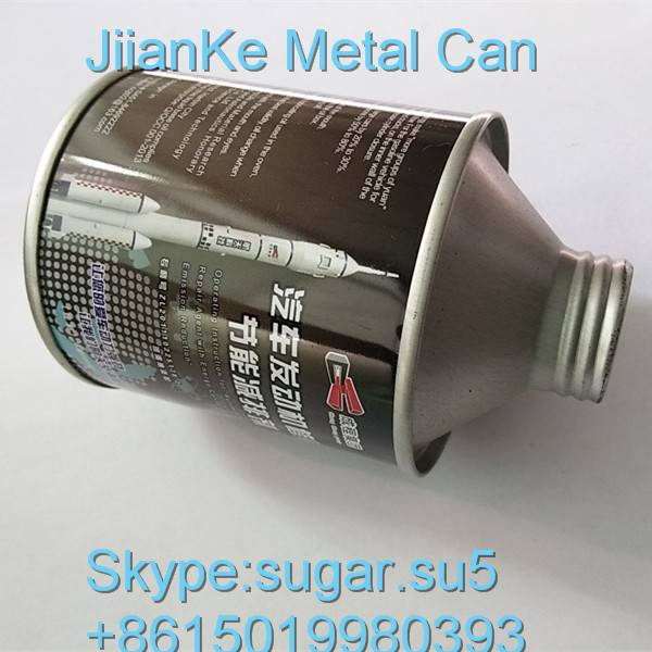 Aerosol cans for car care products China manufacturer
