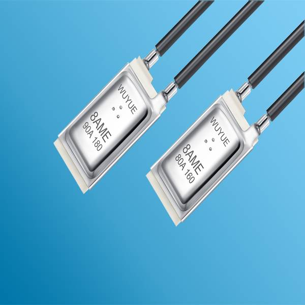 Big current 8AME bimetal thermal switch