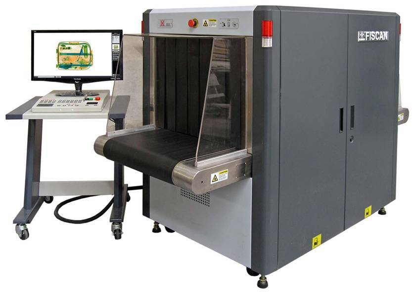 baggage x-ray inspection system