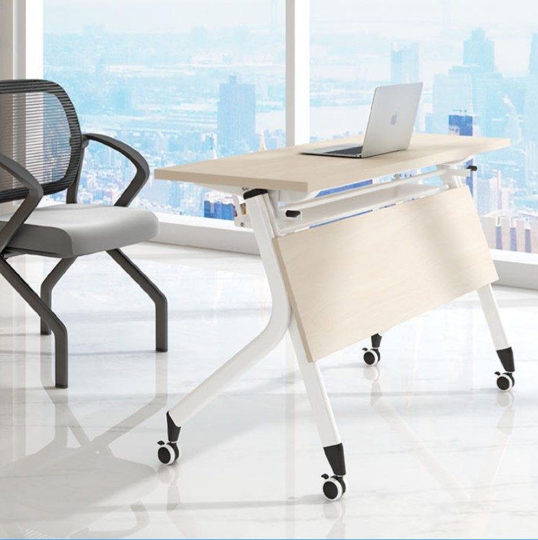 Best price study folding office table 1.8m folding table