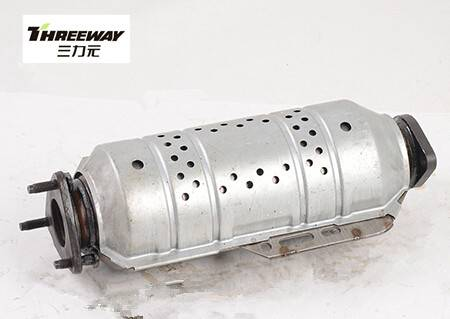 direct fit catalytic converter for Hyundai Avante
