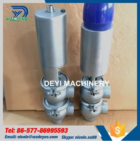 Sanitary Pneumatic Flow Control Valve