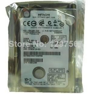 Original DESKTOP HDD  HTS543232A7A384 320G 7mm 2.5' SATA