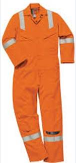 Long Sleeve Flame Retardtant Cotton Coverall