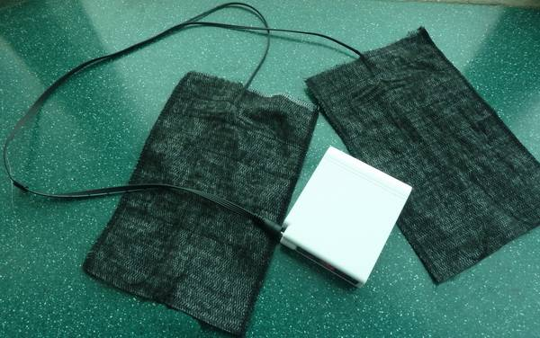 Supply 7.4V Electric Heater Sheet Of Heating Clothes.
