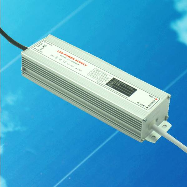 60W waterproof led switched led driver