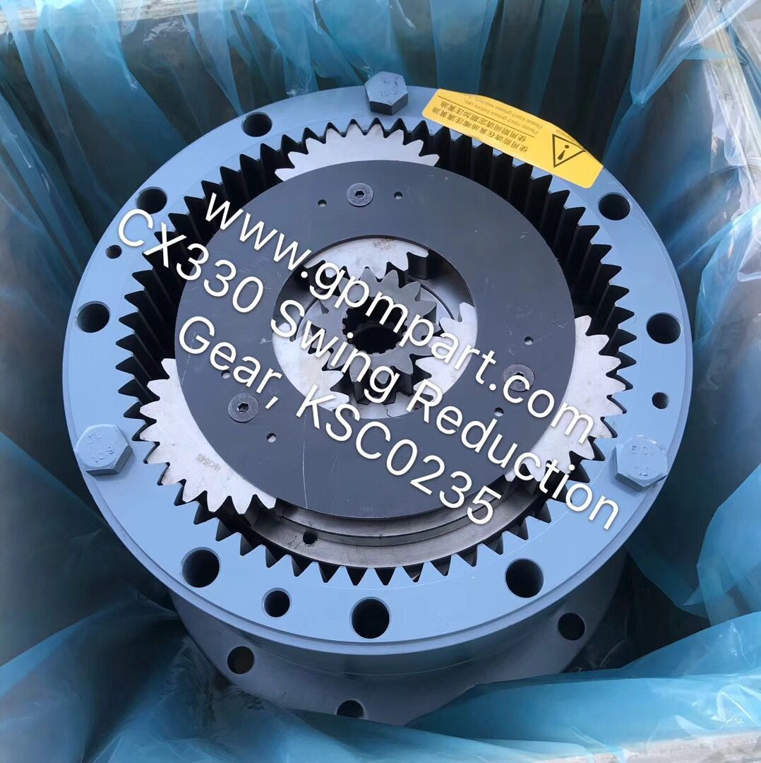 Case CX330 Swing Reduction Gear, KSC0235