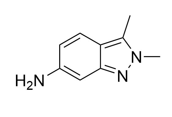 2,3-Dimethyl-2H-indazol-6-amine (CAS NO.:444731-72-0)