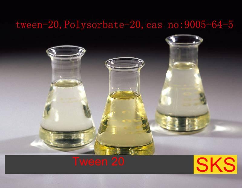 Tween-20,Polysorbate-20 CAS NO:9005-64-5