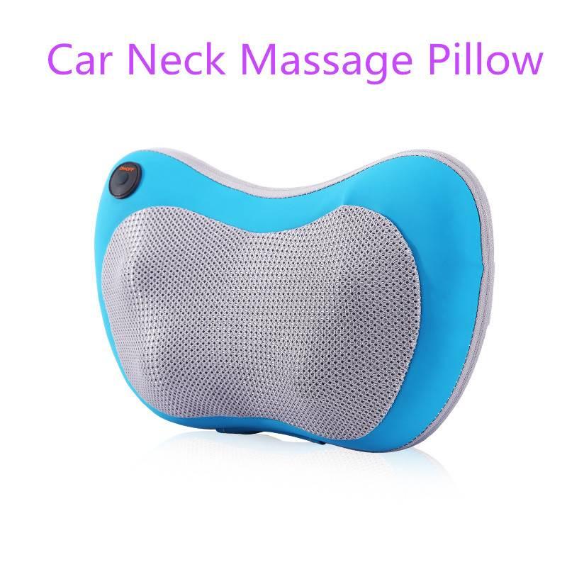 3D Shiastu Electric Massage Pillow with CE/RoHs