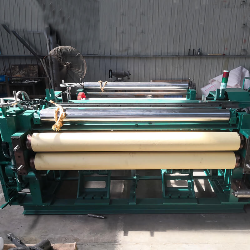 20-140mesh Medium-duty metal wire net weaving machine ZWJ-2100D