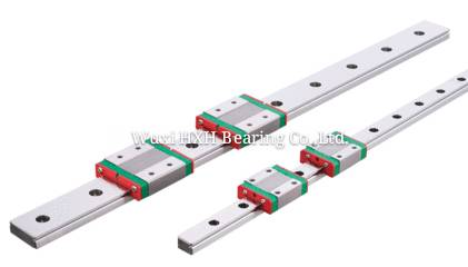 HGH 15CA linear guideway ABEC-5 GCr15