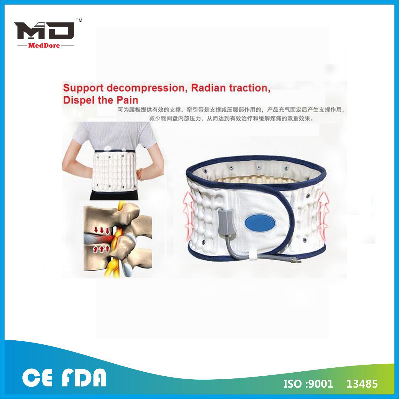 Waist Massager Summer breathable waist protection belt lumbar disc inflatable lumbar traction lumbar
