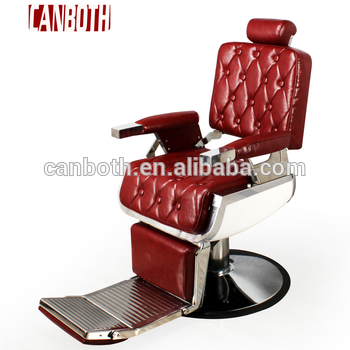 canboth stainless steel antique barber chair haircut chair CB-BC004