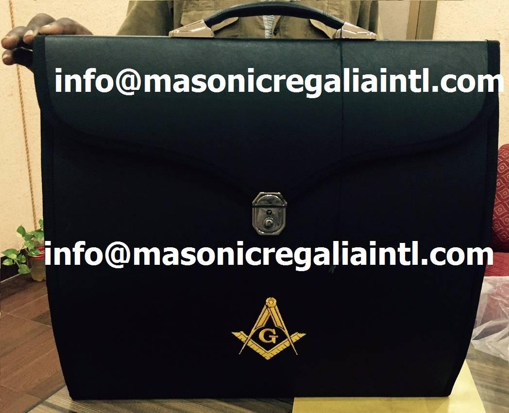 Master Mason Apron Cases