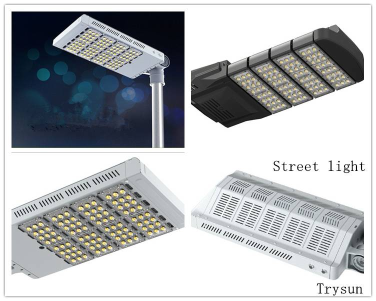 Rotating Waterproof IP65 Outdoor Street Light 60W90W120W150W
