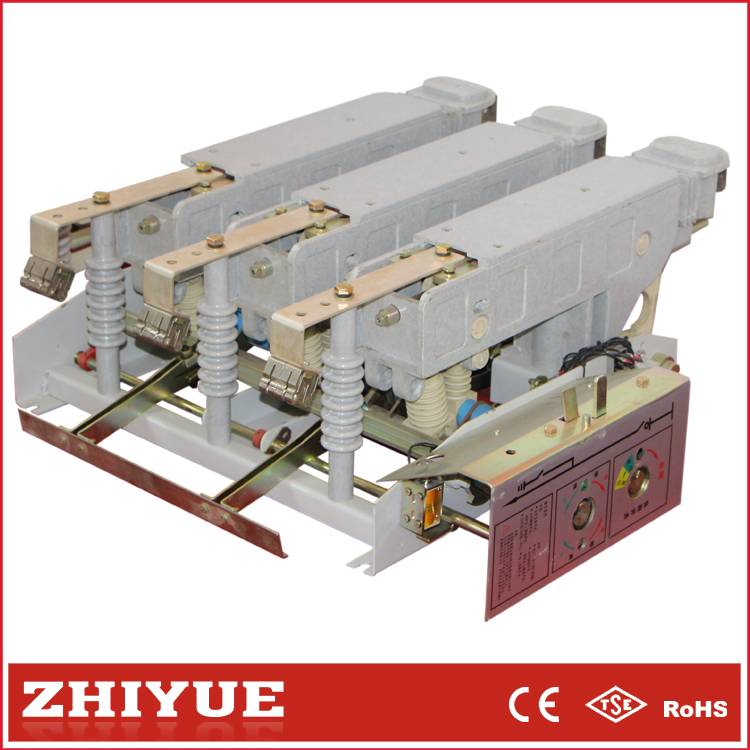 fzn63 12kv 630a ac indoor 50hz high voltage load switch vacuum circuit breaker