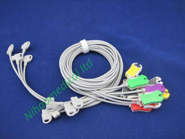 EKG15ILC HPecg cable