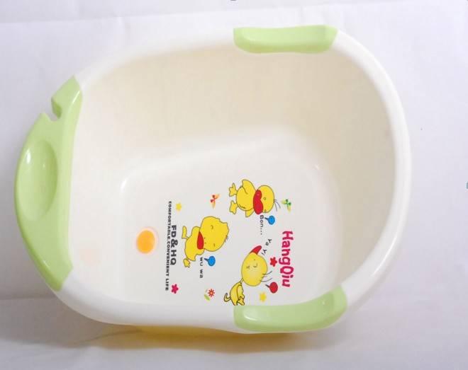 2012 hot selling plastic baby bathtub