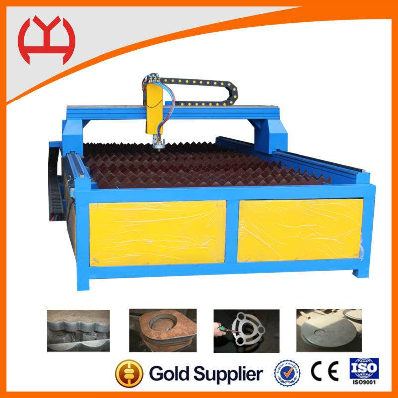 Easy to use mini table plasma cutting machine