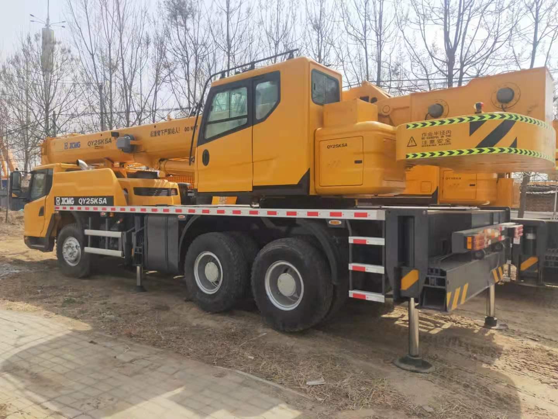 Cheap sell XCMG QY25ka,used 25 ton truck crane,used 25 ton mobile crane25 ton mobile crane