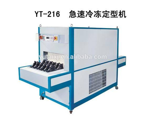 Quickly Freezing Shaping Chiller Machine