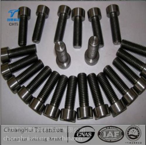 Titanium standard parts, titanium screw titanium screw titanium screw titanium fasteners