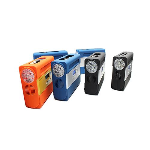 Handheld air compressor 12volt portable cigarette lighter tire inflator