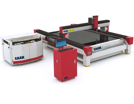 China water jet metal cutting machine and stone cutter