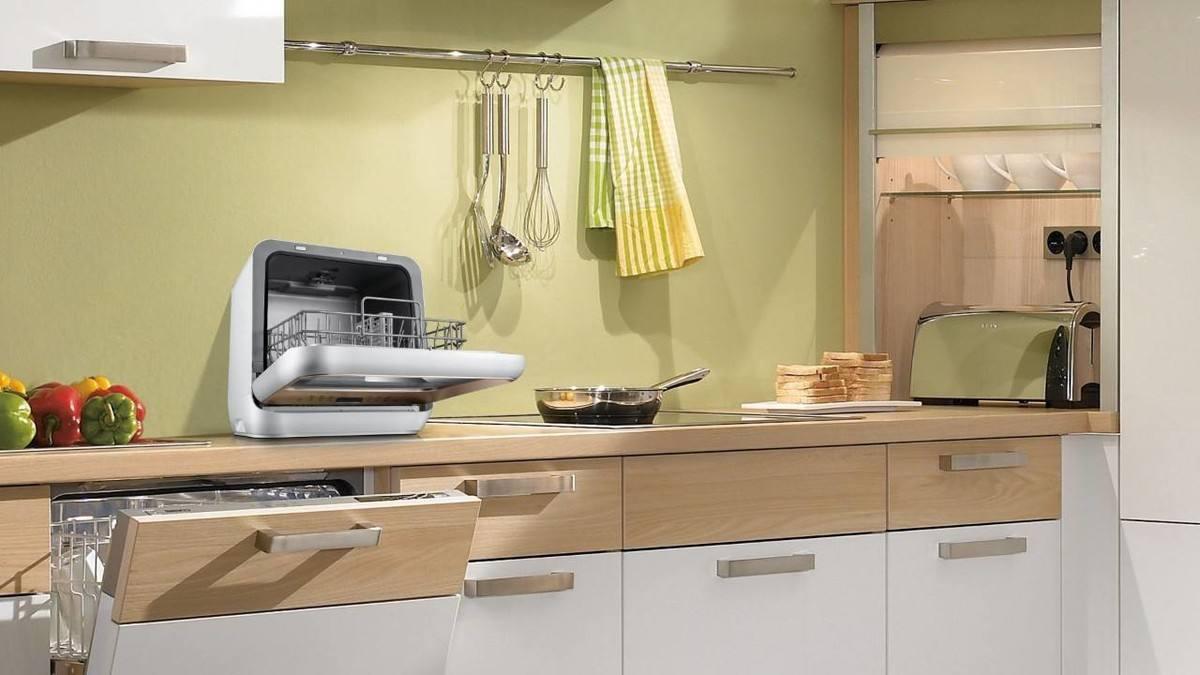 Set Sink Dishwasher Integrated Automatic Cabinet ...