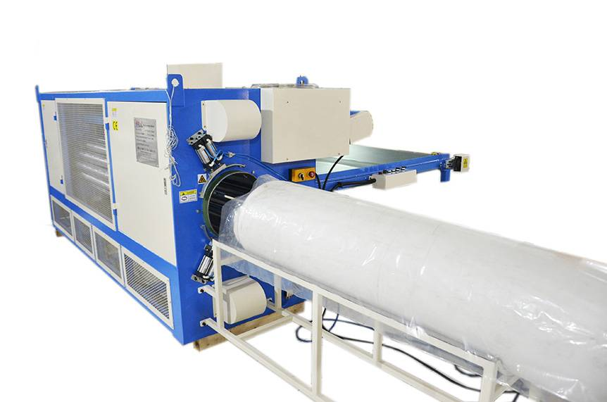 China foshan NaiGu mattress roll packing machine
