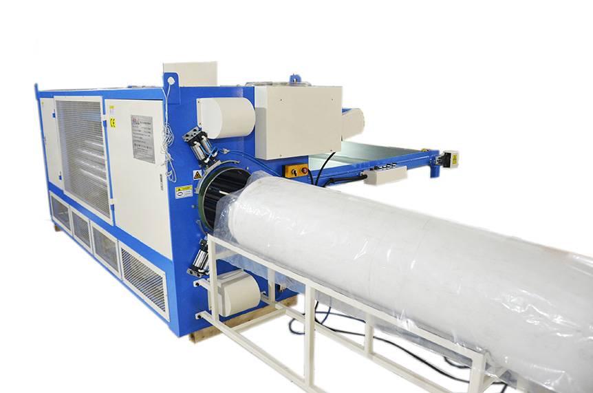 China foshan NaiGu mattress roll packing machine