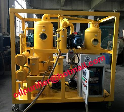 dvanced type professional Insulating Oil Regeneration System,transformer Oil Recycling unit