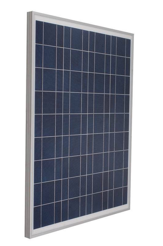 High efficient with CE RoHS ISO certification 80W Poly PV Solar Panel