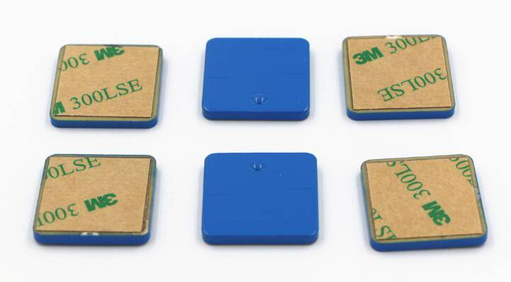 UHF Ceramic Metal Asset Tag