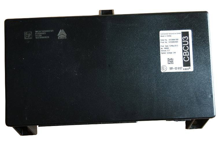 Sinotruk spare parts,Central control unit,CBCU,wg9716580023