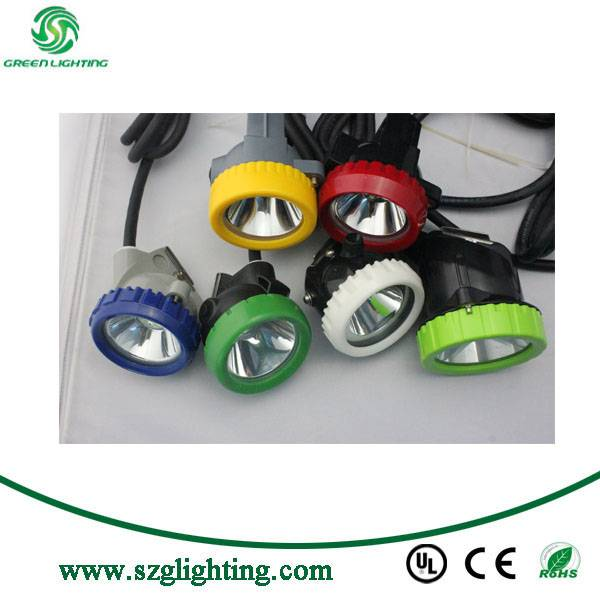 High brightness CREE LED led mining cap lamp