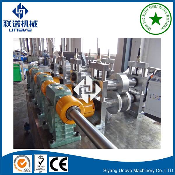automatic perforated cable tray roll forming machine