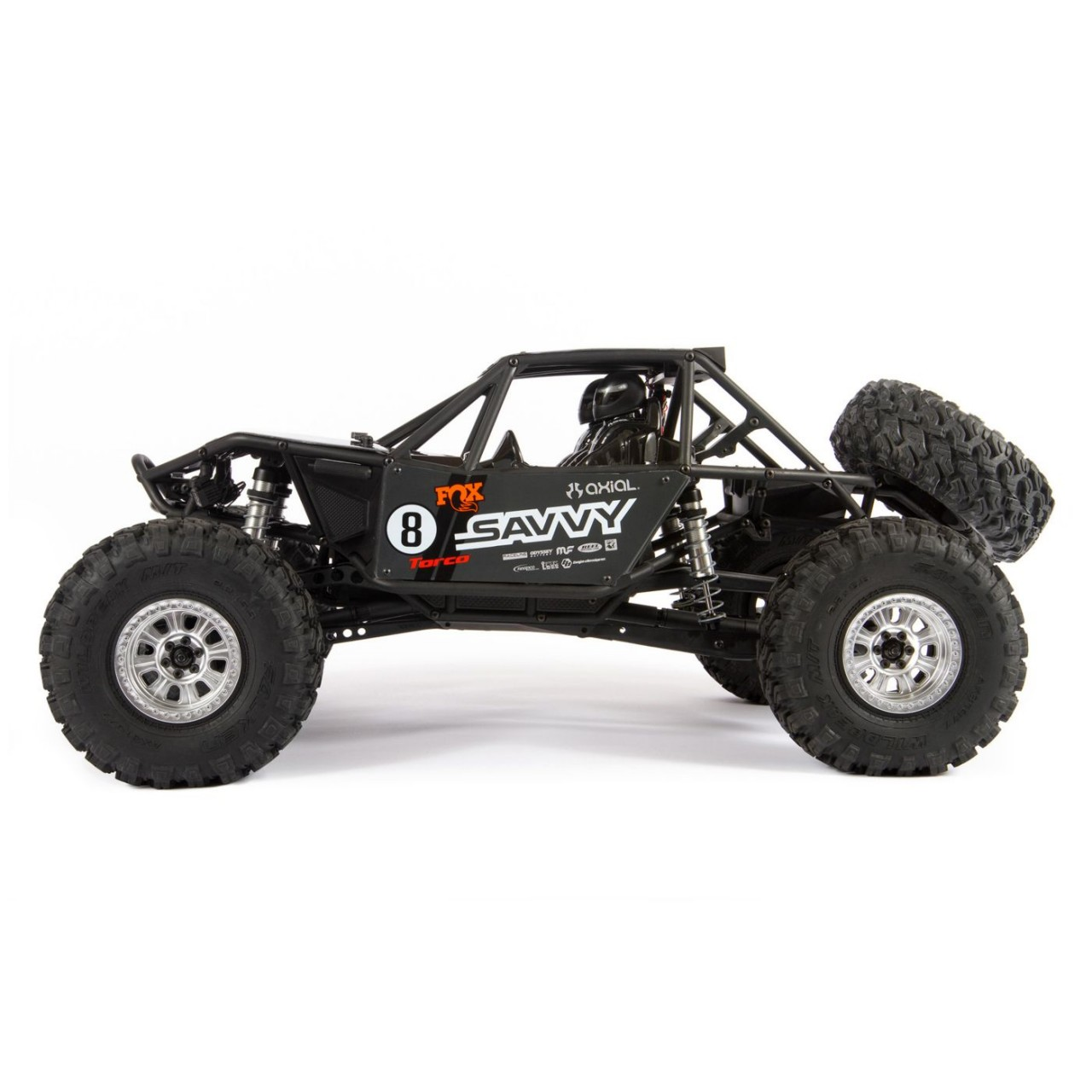 Axial 1/10 RR10 Bomber 4WD Rock Racer RTR, Savvy AXI03016T2