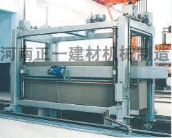 Fixed step-cutting machine