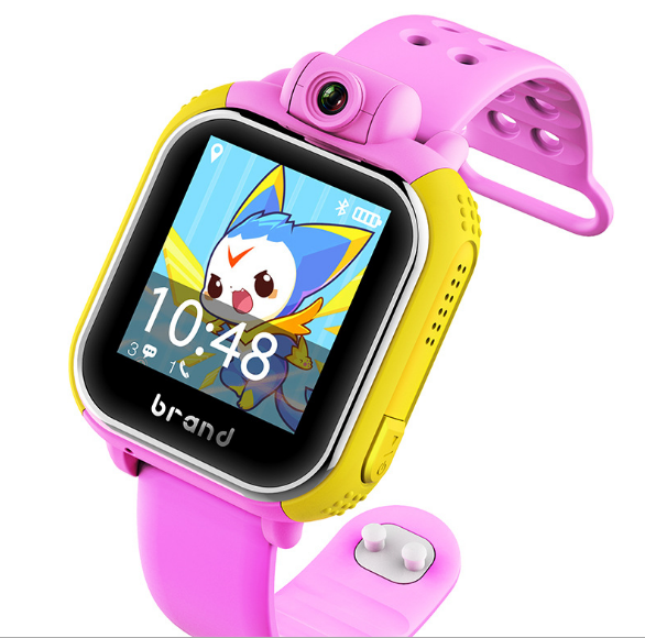 Firstsing 3G KIDS GPS SMART WATCH ANTI LOST TRACKER COLOR TOUCH SCREEN CAMERA