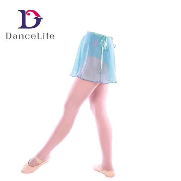 Chiffon ballet skirt
