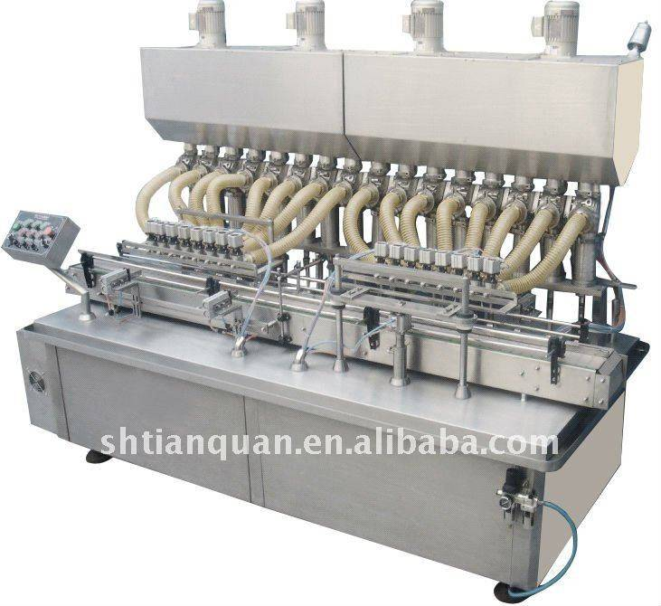 Automatic packing filling machine