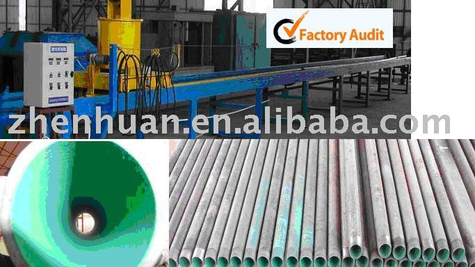 Steel Pipe Coating Production Line