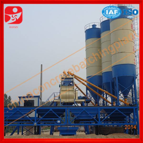 Direct manufacturer ready stock concrete batching plant
