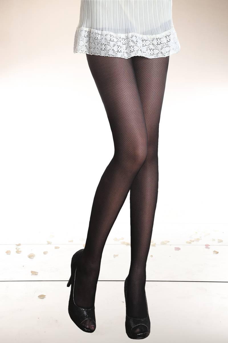 Fashion Design Jacquard ladies pantyhose/Tights(Fish net)
