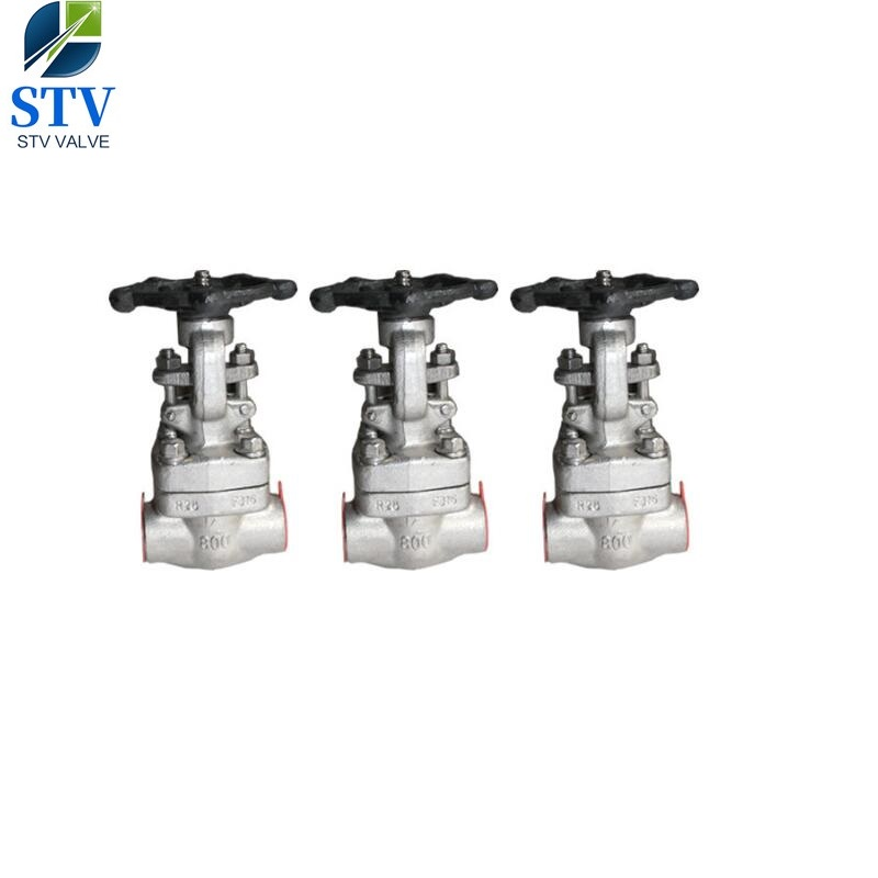 Class 800 Forged Stainless Steel Gate Valve