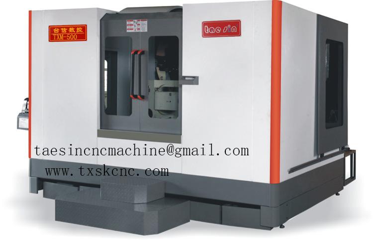 TXM-500 Horizontal Machining Center