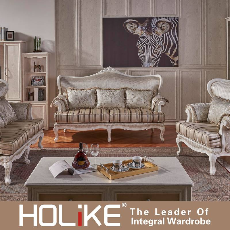 Guangzhou Holike Fashional Living Room Sofa